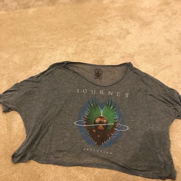 340ff188 Chaser Urban Outfitters Journey Burnout Tee S/M. Chaser.  M_5b983e7bd6dc52de68934f72. M_5b983e8745c8b3bfe43dcc83.  M_5b983e90409c15540b739eaf